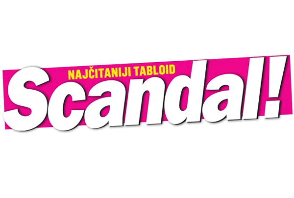 Scandal magazin - Scandal novine